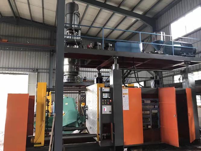 金华塑料中空成型机销售厂家 台州市融亚机械设备供应