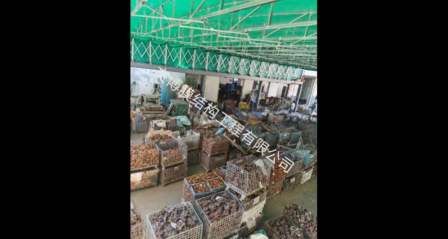 江苏电动推拉蓬供应商 创新服务「台州市文博膜结构工程供应」