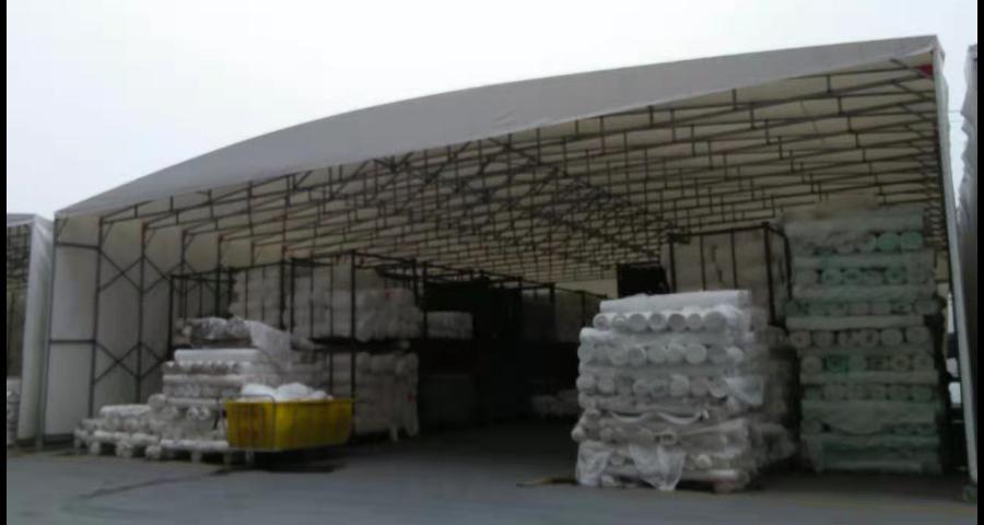 北京推拉蓬工程 誠信經營 臺州市文博膜結構工程供應