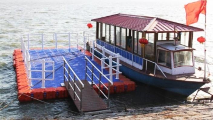 北京浮動碼頭銷售廠家 臺州霞光塑模供應