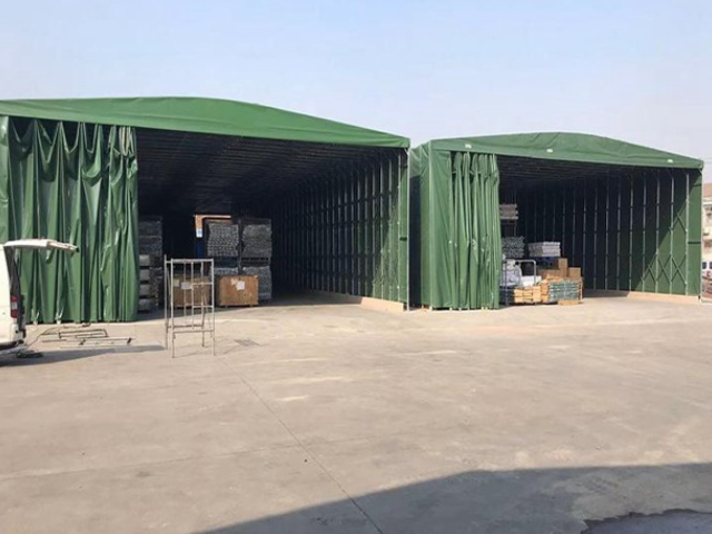 铝合金电动棚报价 推荐咨询 台州永信膜结构工程供应