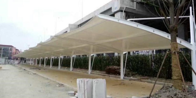 高清膜结构遮阳景观棚哪家强 推荐咨询 台州永信膜结构工程供应