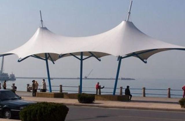 铝合金大型推拉篷施工厂家 欢迎来电 台州永信膜结构工程供应