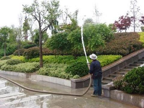 上海长宁园林绿化施工公司 望南机械设备租赁供应