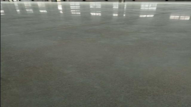 嘉兴施工固化剂地坪验收规范