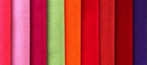 广东正规植绒布价格「惠州市万达兴布料供应」