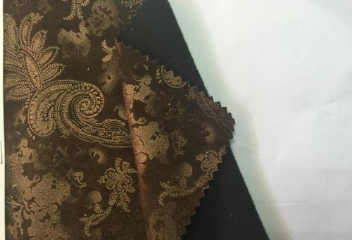 安徽直销印花植绒布销售厂家「惠州市万达兴布料供应」