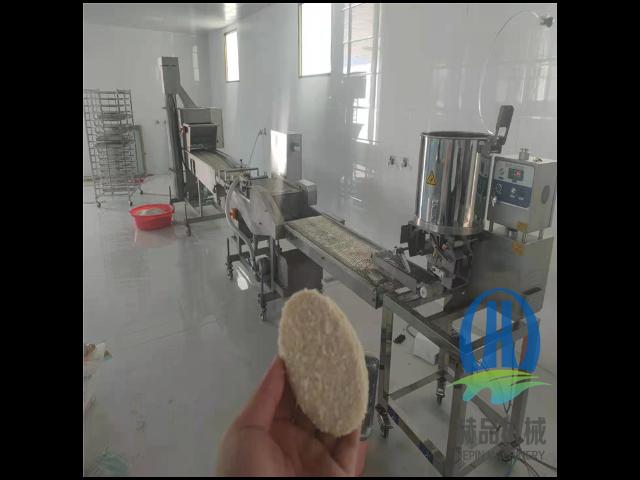食品机械肉饼成型机批发 值得信赖「山东赫品机械供应」