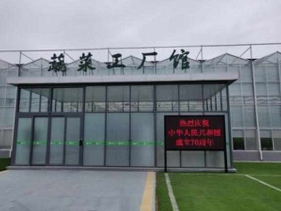 現代化玻璃溫室大棚廠 創新服務「山東瑞慶機電設備供應」