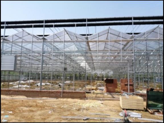 智能型玻璃温室 诚信互利「寿光泽惠农业科技供应」