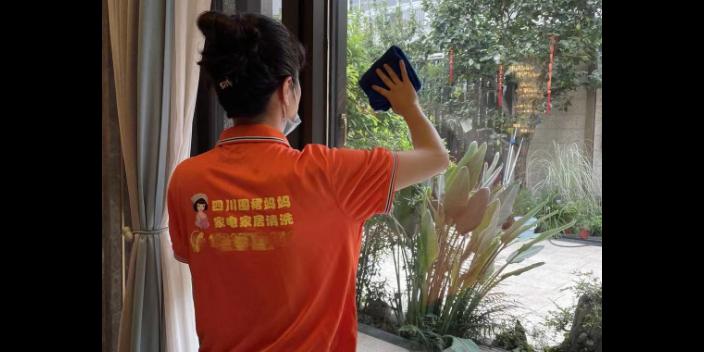 家庭保洁服务项目