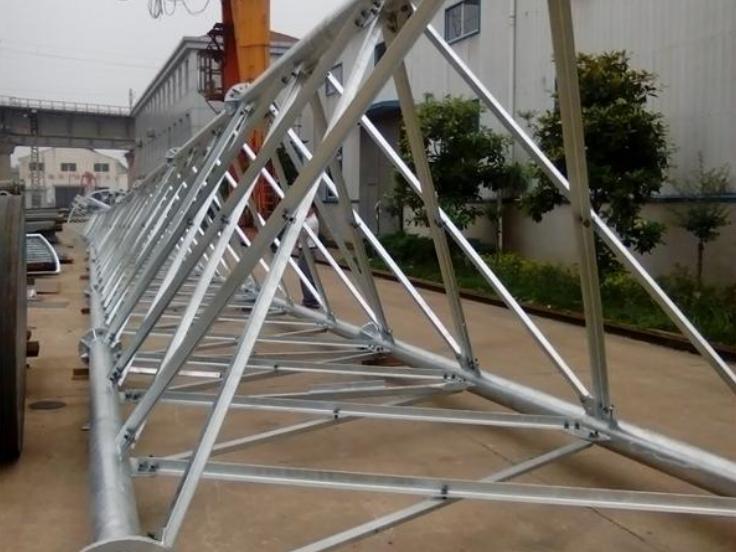 武汉钢管铁塔厂家排名 值得信赖 武汉市红旗铁塔镀锌供应