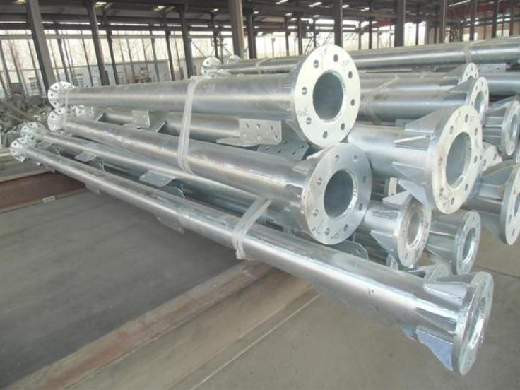 武汉电网铁塔生产厂家 诚信服务 武汉市红旗铁塔镀锌供应