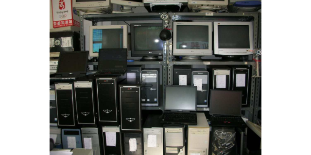 武汉企业电脑回收转让 和谐共赢 武汉绿源丰物资回收供应