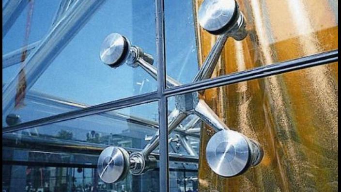 江夏钢结构玻璃幕墙工程,幕墙