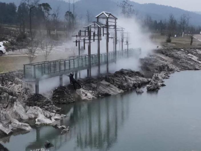 黄冈高压喷雾装置 诚信为本「武汉御蓉水艺环保科技供应」