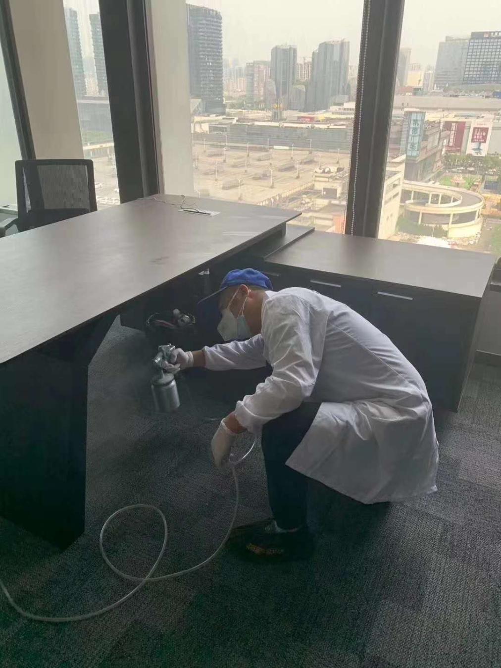徐汇建筑楼房空气质量检测加盟,空气质量检测