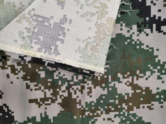 石狮阻燃的部队作训服面料 贴心服务「吴江市顺志纺织品供应」