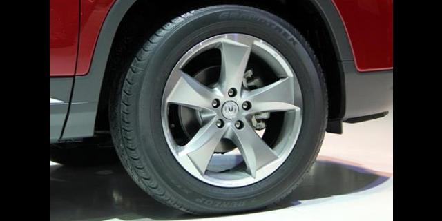 山东汽车轮胎价格行情