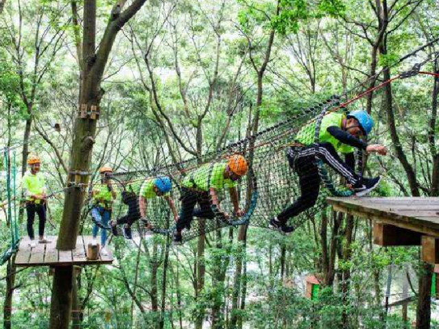 福建丛林穿越注意事项 来电咨询「广州瓦力游乐设备供应」