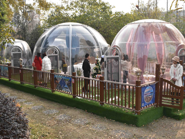 江西泡泡屋 和諧共贏「廣州瓦力游樂設備供應」