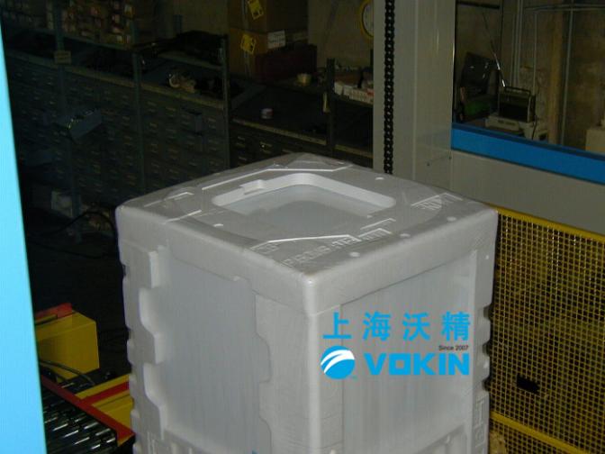 苏州全自动套膜机销售厂家 上海沃精机械供应