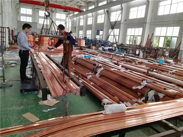 南京50X5紫銅排源頭直供 和諧共贏 無錫博納斯特鋼供應