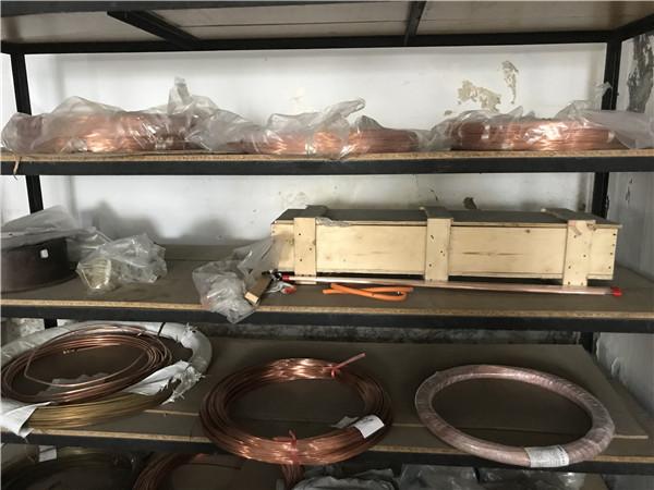 上饒超薄壁毛細紫銅管廠家實力雄厚 服務為先「無錫博納斯特鋼供應」
