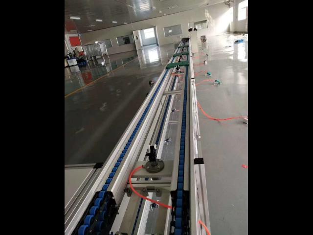 倍速链生产输送线选型 铸造辉煌 无锡创沃思拓智能装备供应