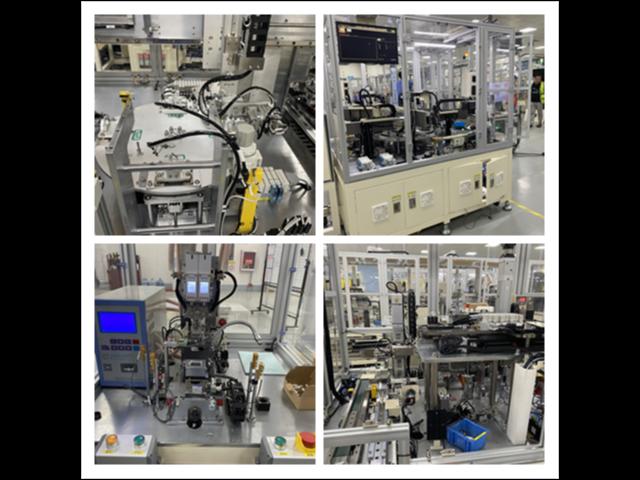无锡智能式传感器自动生产线 欢迎咨询 无锡创沃思拓智能装备供应