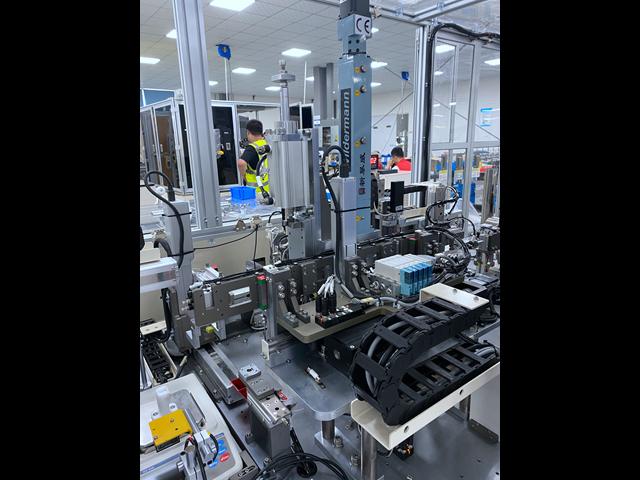 南京直线传感器生产线 铸造辉煌 无锡创沃思拓智能装备供应
