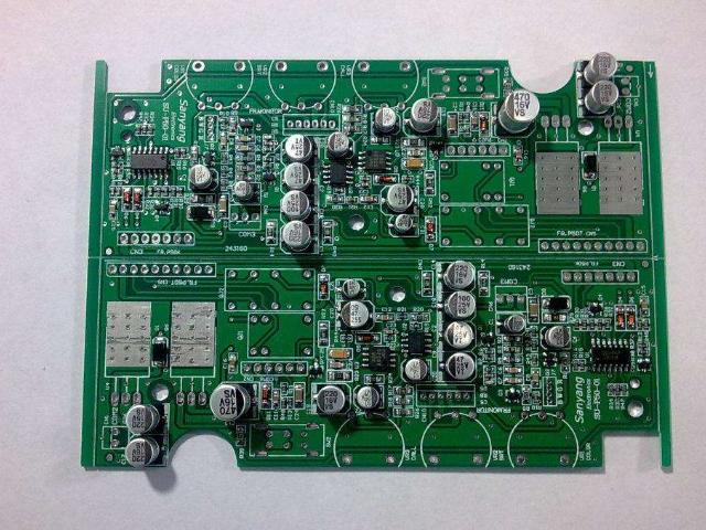 昆山电子pcba的标准 欢迎来电 无锡格凡科技供应