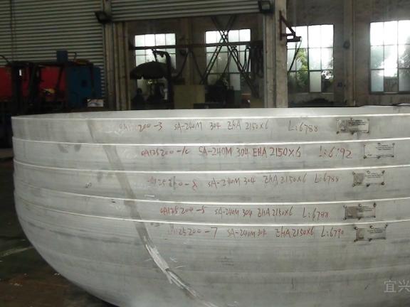 徐州除尘设备封头生产厂家直销 无锡国鑫封头供应
