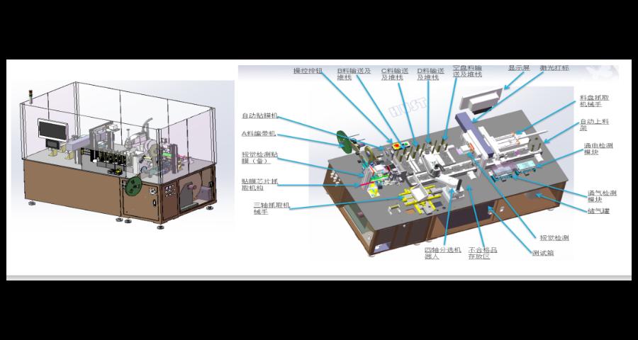 松江区本地非标自动化生产厂商 欢迎咨询 无锡华工大光电智能科技供应