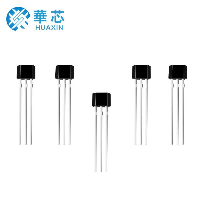无锡线性霍尔元件价格 华芯霍尔元件厂家供应