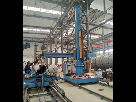扬州氩弧焊操作机厂家