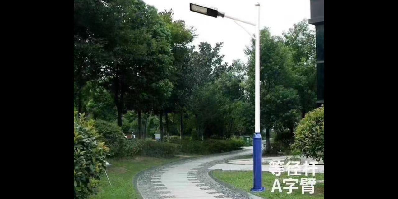 四川路灯设计
