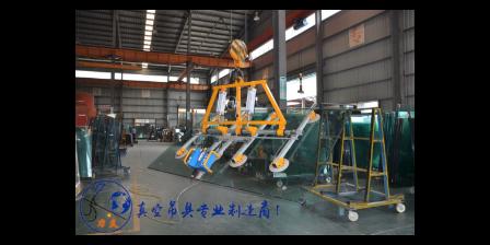 厦门气动玻璃吸吊机玻璃吸盘厂家 诚信为本 力支真空吸盘吊具供应
