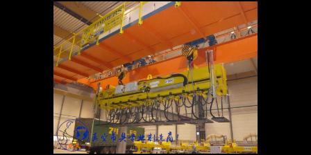 甘肃大型铝板水平搬运铝板吸盘哪家好 诚信服务 力支真空吸盘吊具供应