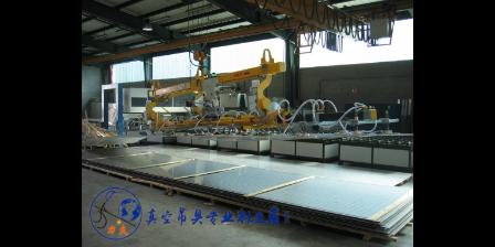 江苏吸铝板吸盘铝板吸盘工作原理 客户至上 力支真空吸盘吊具供应