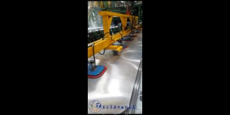 甘肃耐200度高温铝板吸盘铝板吸盘价格 服务为先 力支真空吸盘吊具供应