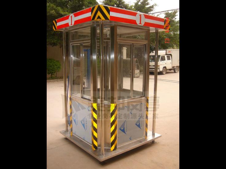 金华真石漆岗亭厂家推荐 服务为先 无锡美邦交通设施供应