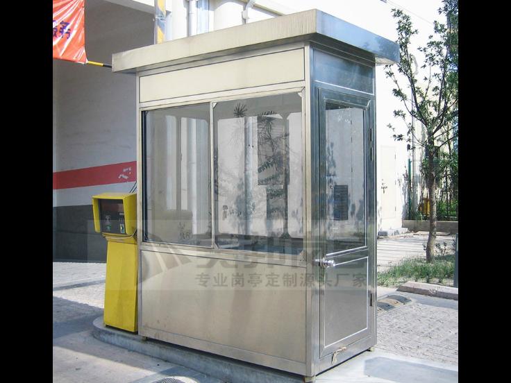 南京移动岗亭 创新服务 无锡美邦交通设施供应