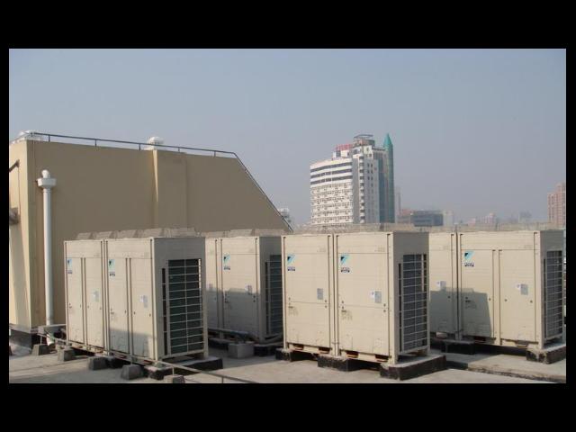 靜安區大規模空調是什么 美億冷暖設備