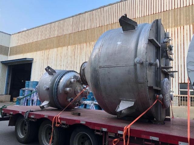 上海不锈钢的反应釜 服务至上 无锡明燕装备供应