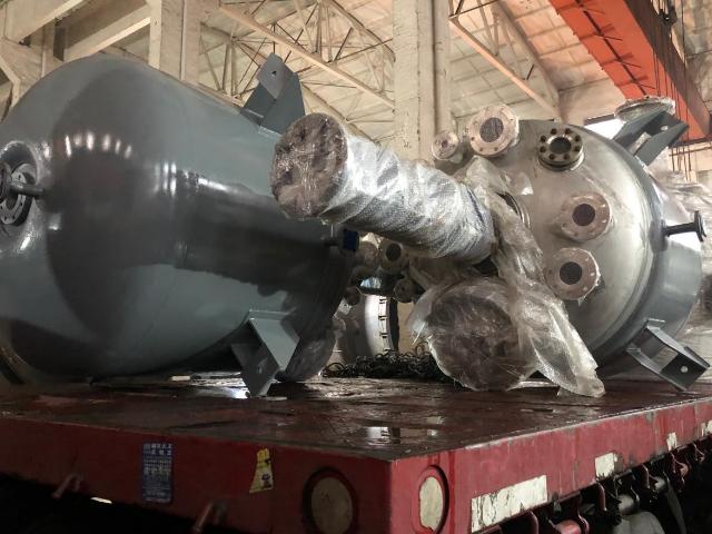 安徽反应釜平台 欢迎来电 无锡明燕装备供应