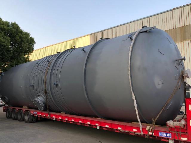 濟南碳鋼立式儲罐