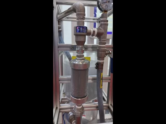山东自动分离器 欢迎来电「无锡山诺精密机械供应」