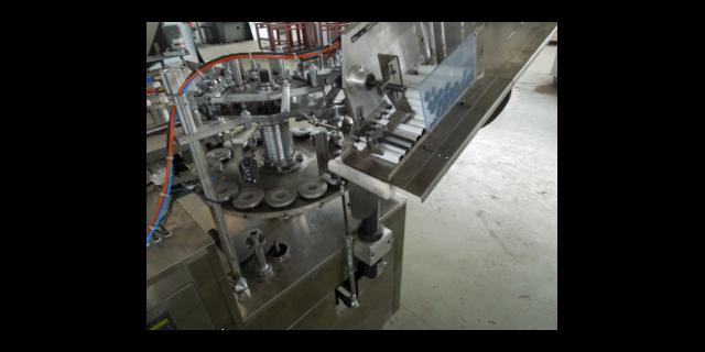 常州自動鋁管灌裝封尾機哪家好 誠信為本「無錫同輝自動化設備供應」