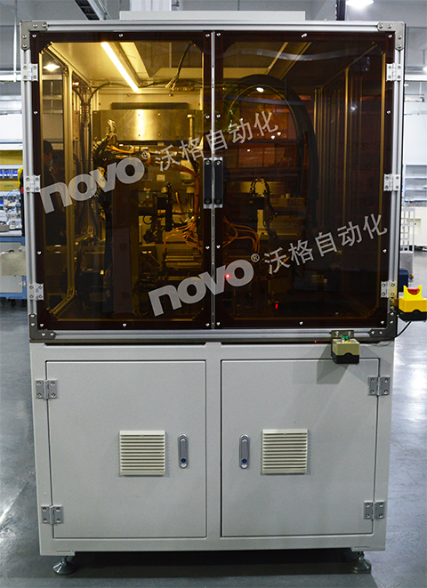 福州胶带贴附全自动贴胶机 欢迎咨询「无锡沃格自动化科技供应」